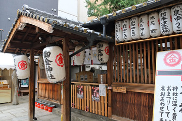京都 御金神社 本殿
