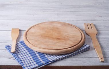 Empty tray
