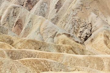 Rocks in Death Valley, California, USA
