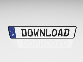 Kennzeichen - Download