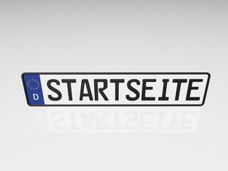 Kennzeichen - Startseite