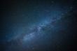 Leinwanddruck Bild - Milky Way