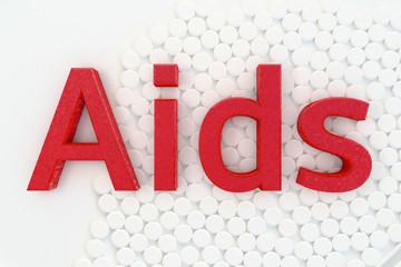 Aids - 3d Render