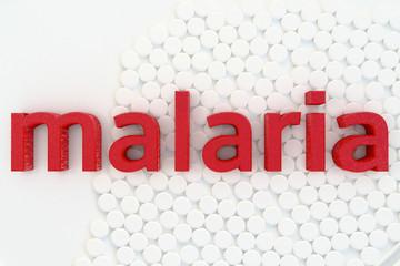 Malaria - 3D Render