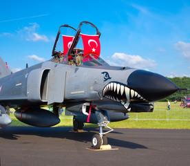 Turkish fighter