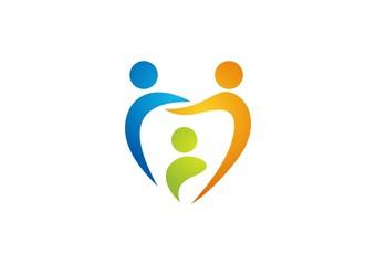 family,parent,kid,logo,parenting,care,dental health education