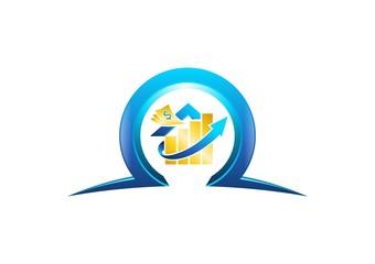 house,dollar,logo,finance,home,money,gold,omega,cash,currency