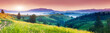 Leinwanddruck Bild - mountain