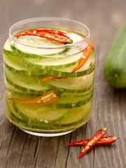 asian cucumber pickle