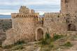 Castillo de Moya. Cuenca. EspaГ±a