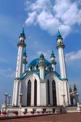 Mosque, minarets, Islam