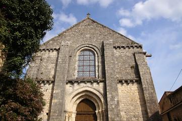 Collégiale Saint-Pierre de Chauvigny