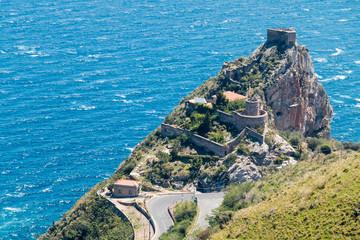 Cape Sant'Alessio Sicily