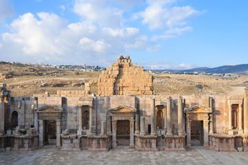 South Theater - Jerash, Jordan