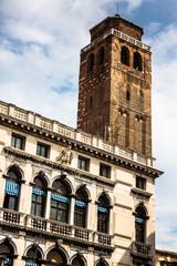 Historic interior the present Venice.