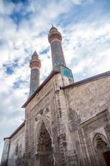 Mosque in the Sivas Cifte Minare.