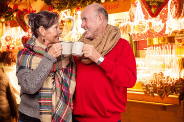 senior advent couple