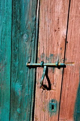 rénovation d'une porte
