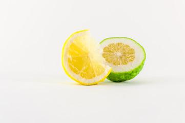 Slice of lemons