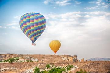 ballon in flyght