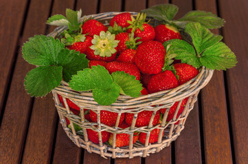 Strawbery basket