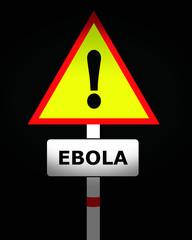 ebola watning sign