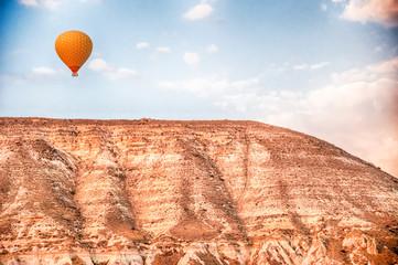 ballon on flyght