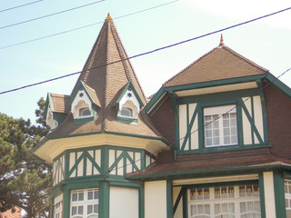 architecture le touquet