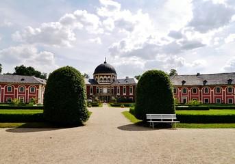 Schloss Horinin nahe Prag