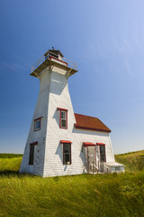 New London Range Rear Lighthouse, PEI