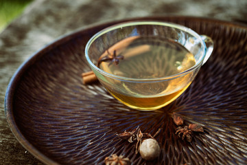 Spiced tea