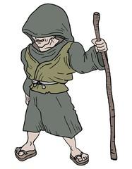 Dwarf cartoon