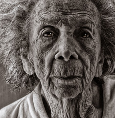 Aged senior