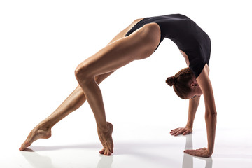 Gymnastic bridge