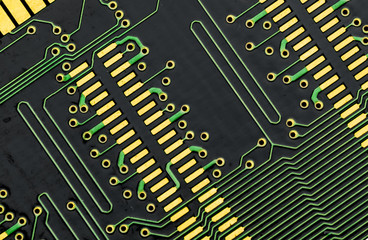 Printed circuit board.