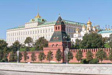 Moscow. Kremlin. Cityscape