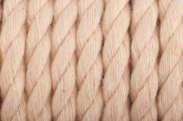 rope pattern textured