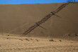 canvas print picture - Namibia, sossusvlei, red desert