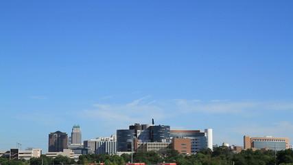 Orlando FL City Skyline Shot One