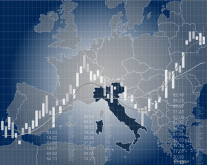 economy and finance of Italy
