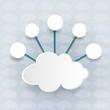 Paper blank Cloud computing