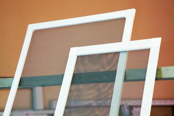 mosquito nets for plastic windows