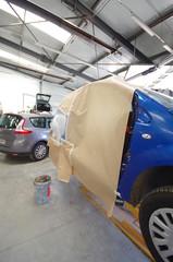 atelier de carrosserie