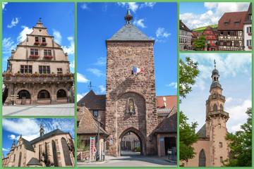 Molsheim, Bas Rhin, Alsace