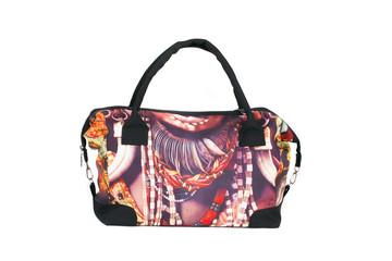 Stylish woman bag.
