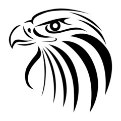 Tatouage Aigle Royal Tribal