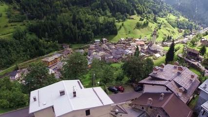 Gerola Alta (1000 mt.) - Valtellina - Italy