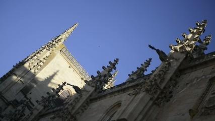 Segovia Cathedral in Segovia, Spain