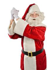 Celebrating Santa Claus
