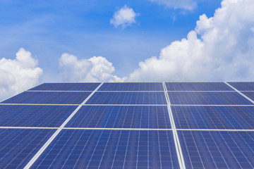 solar panel ecological  power for alternative  energy